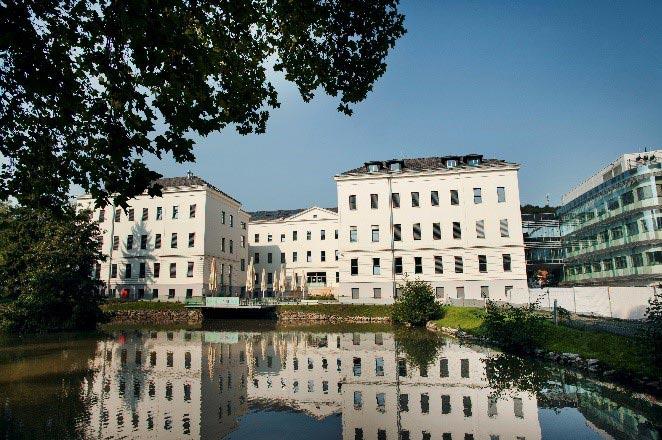 Campus IST Austria © Reiner Riedler/IST Austria