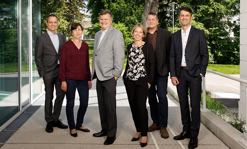 IST Austria 2020 New executives